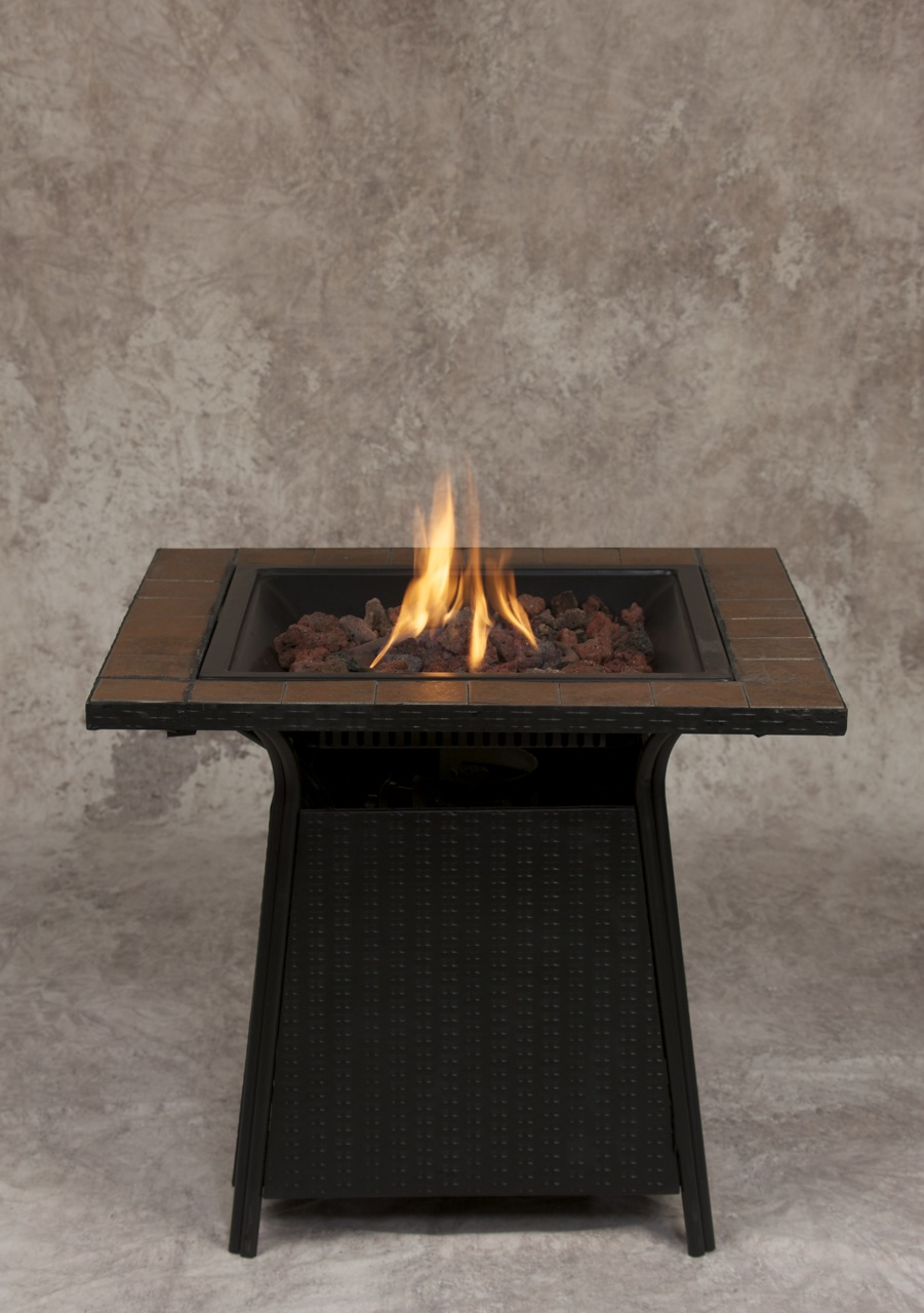Small Brick Propane Fire Pit Patio Heaters R Us within sizing 901 X 1280