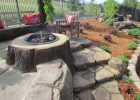Small Outdoor Fire Pit Fireplace Design Ideas with dimensions 1024 X 768