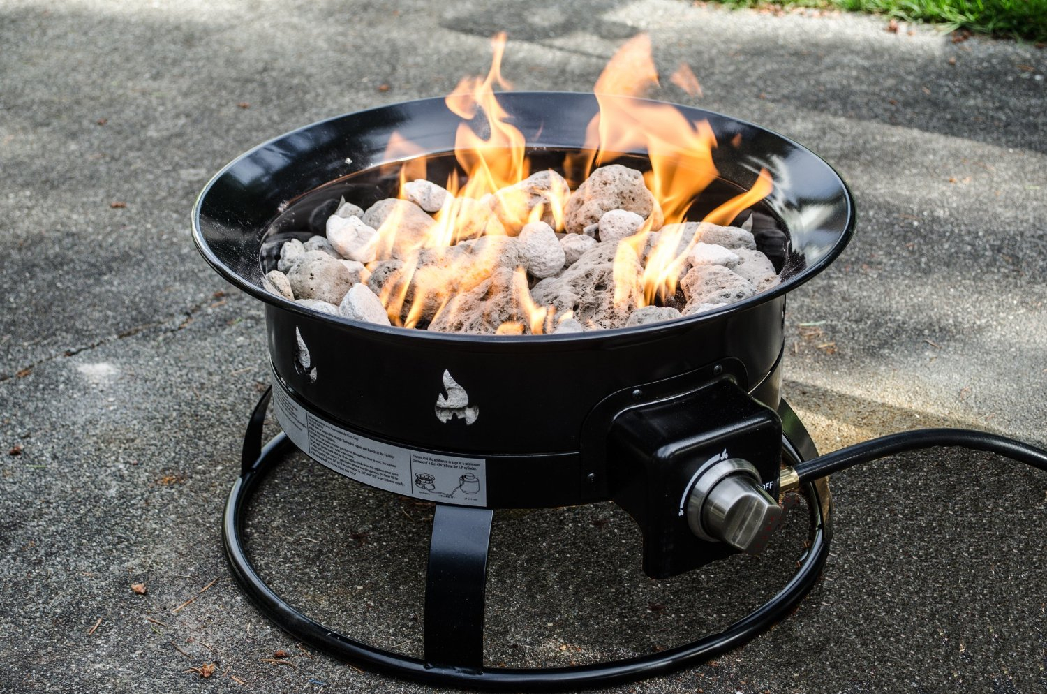 Small Portable Fire Pit Fireplace Design Ideas for proportions 1500 X 994