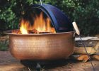 Solid Copper Fire Pit Ws 681019 23997 Weseeds for proportions 900 X 900