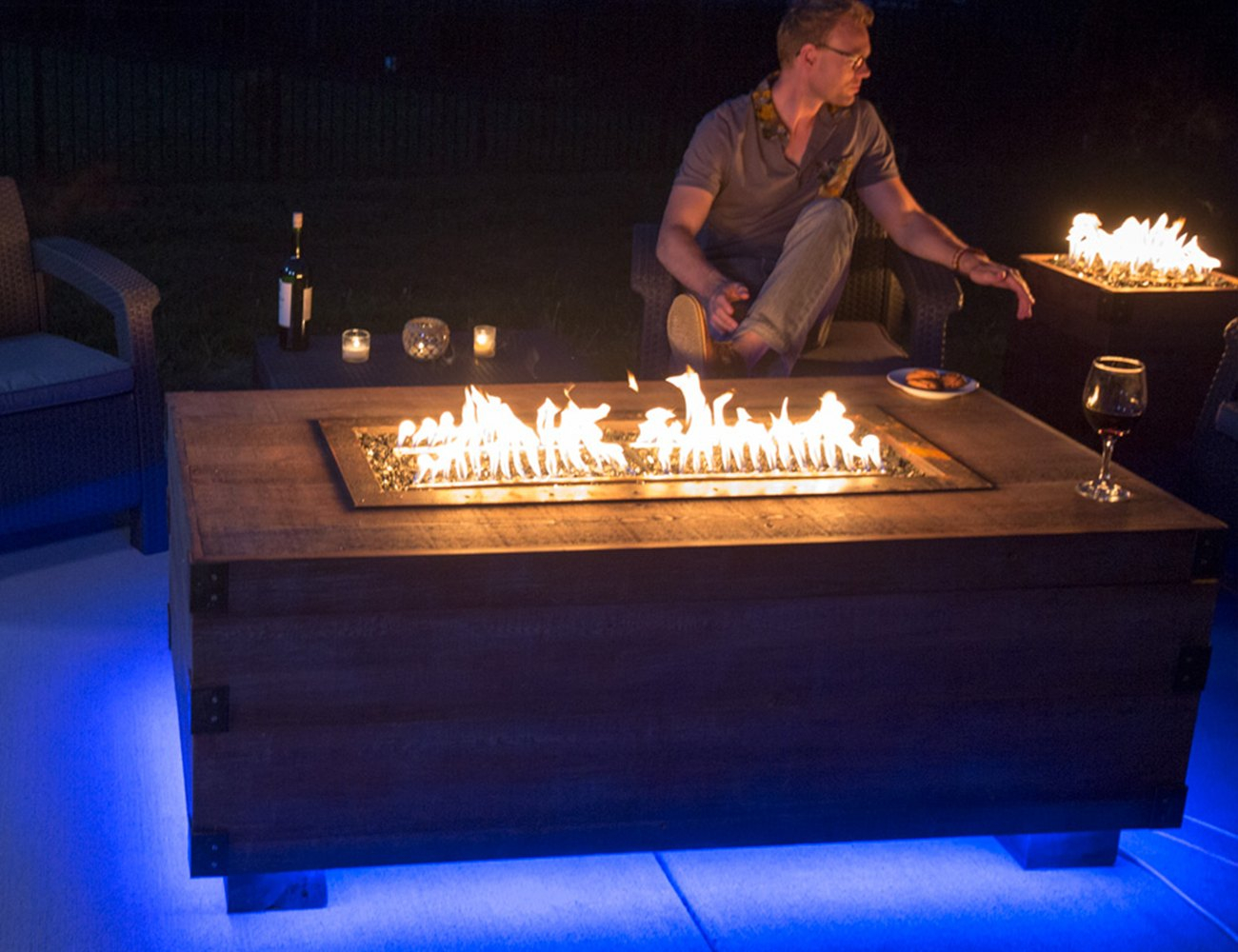 Sound Reactive Fire Pits With Flames That Dance To Music Gadget Flow in proportions 1300 X 1000