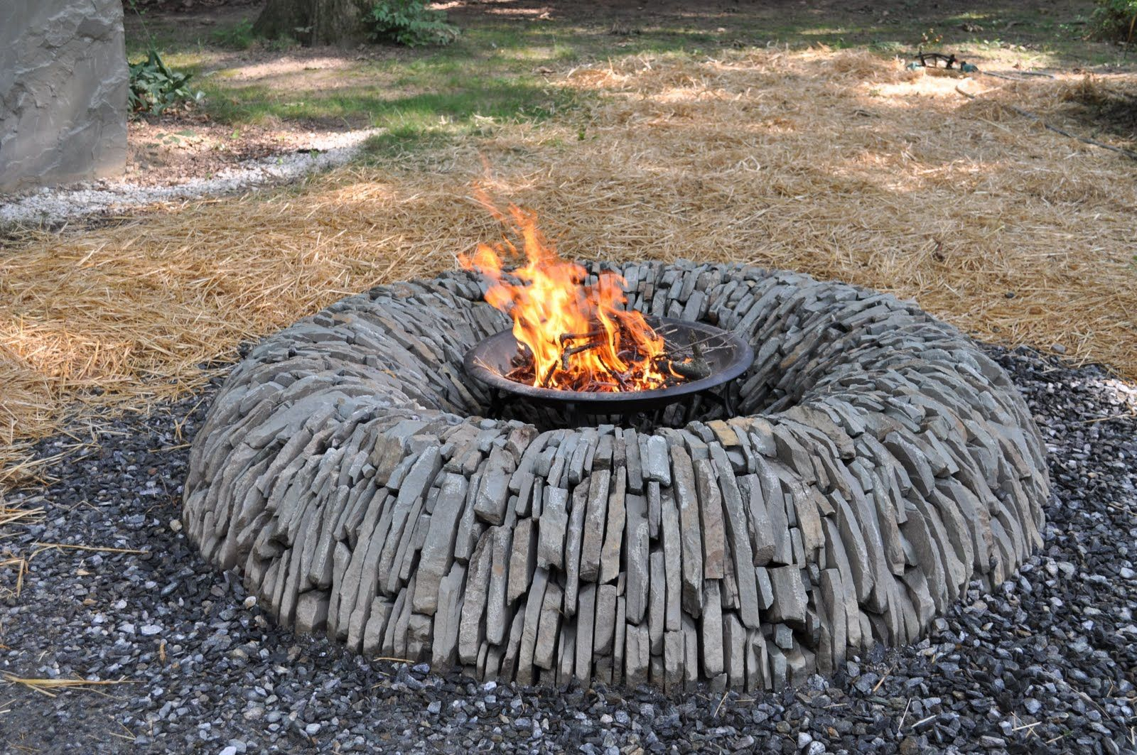 Spark Creativity 20 Unique Fire Pits For All Decor Types In 2019 throughout size 1600 X 1063