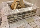 Square Granite Fire Pit in proportions 1066 X 800
