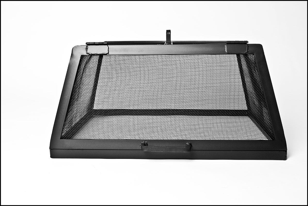 Square Or Rectangle Fire Pit Screen 12 36 Per Side for dimensions 1271 X 850