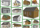 St Free Wood Shed Plans 10x12 inside measurements 1024 X 768