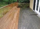 Staining Old Pressure Treated Wood Deck Decks Ideas with sizing 1024 X 768