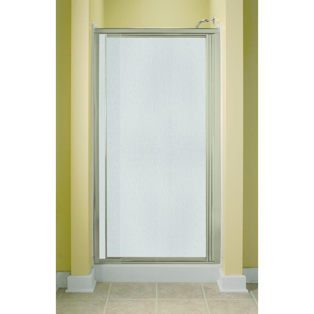 Sterling Vista Pivot Ii 36 In X 65 12 In Framed Pivot Shower Door throughout size 1000 X 1000