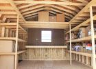 Storage Shed Shelving Ideas Storage with dimensions 1500 X 1000