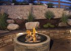 Sun Joe Fire Joe 35 Cast Stone Fire Pit Rustic Wood 8211 in sizing 2000 X 2000