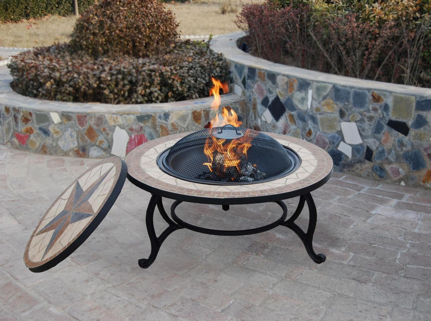 Tabletop Fire Pit Covers 124sayedbrothersnl in size 1413 X 1053