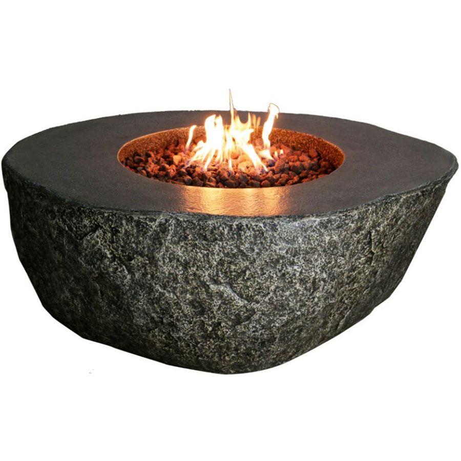 The Burning Rock Fire Pit Is A Dramatic Landscape Feature Crafted in sizing 900 X 900