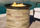 The Christopher Knight Home Zuniga Fire Pit Featuring 40000 Btu intended for size 2500 X 2500
