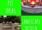 The Fire Pit Landscape Ideas For Entertaining Outdoor Fire Pits pertaining to size 735 X 1102