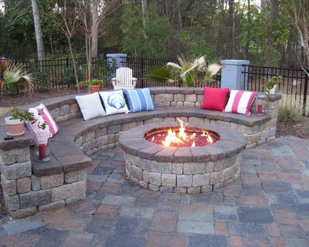 The Garage Perfect For Bon Fires Grilling And Just Hanging Out pertaining to size 1000 X 800