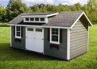The Heritage Prefab Garden Shed Woodtex regarding proportions 1600 X 1200