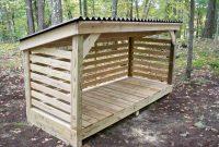 The Oscawana Single Wood Storage Firewood Storage Firewood Shed within size 3648 X 2736