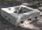 This Is Our 34x34 Square Fire Pit Materials Needed 34 7x14 with measurements 1632 X 1224