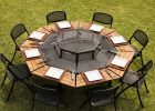 This Transforming Outdoor Table Lets 8 People Grill At Once Curbed intended for size 1200 X 800