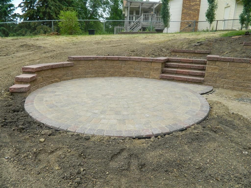 This Would Be Perfect At The Bottom Of Our Hill Put A Fire Pit In for sizing 1024 X 768