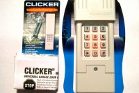 Tips Ideas Clicker Universal Garage Door Opener For Modern Remote intended for proportions 1500 X 1125