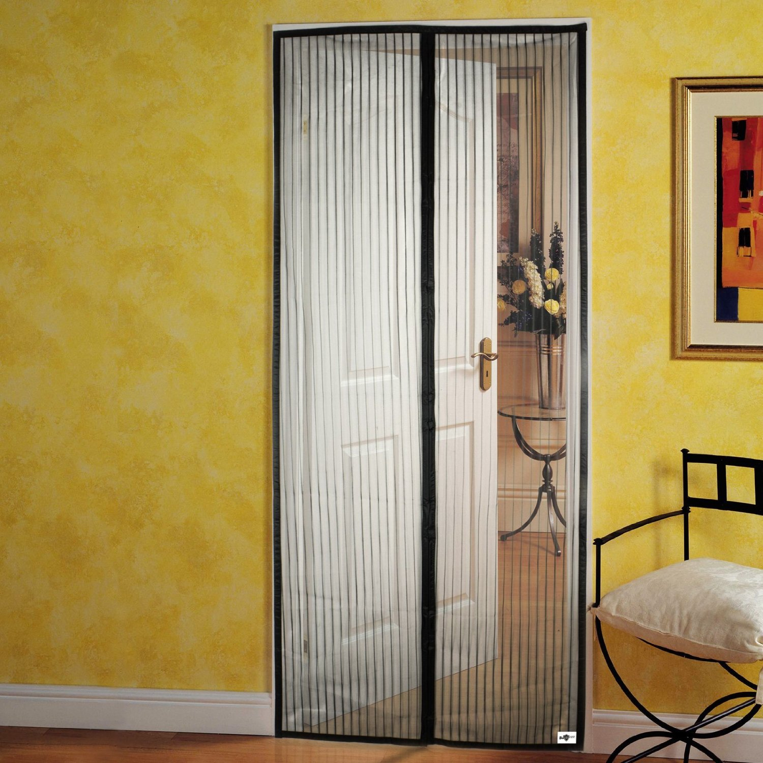 Top 10 Best Magnetic Screen Doors Of 2019 Reviews pertaining to size 1500 X 1500