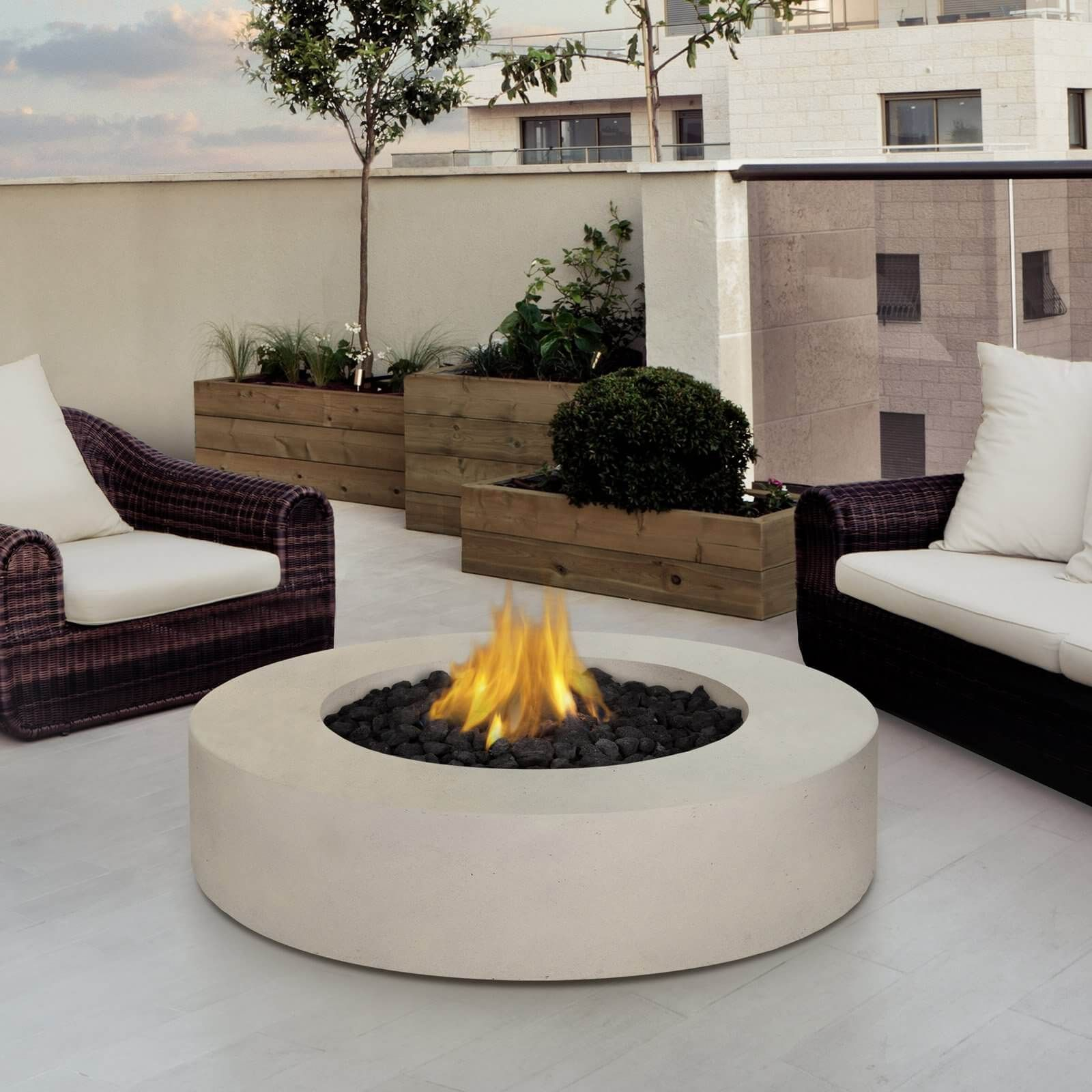 Top 15 Types Of Propane Patio Fire Pits With Table Buying Guide inside size 1600 X 1600