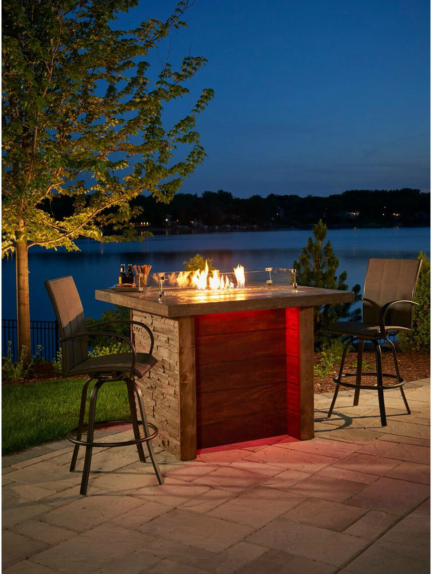 Top 15 Types Of Propane Patio Fire Pits With Table Buying Guide intended for dimensions 860 X 1141