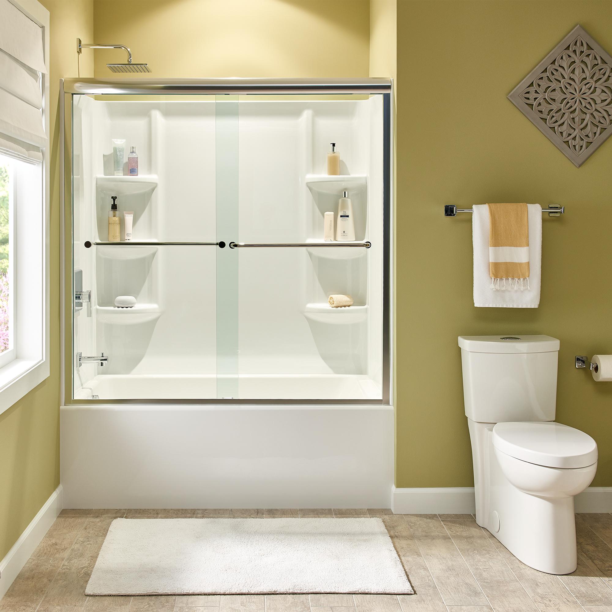 Tub Shower Walls American Standard regarding measurements 2000 X 2000