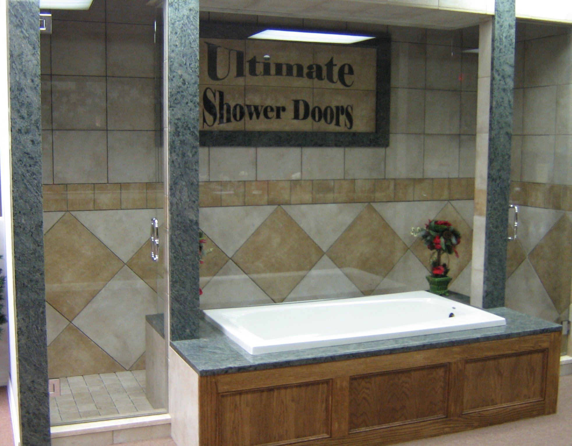 Ultimate Shower Doors throughout dimensions 1965 X 1533