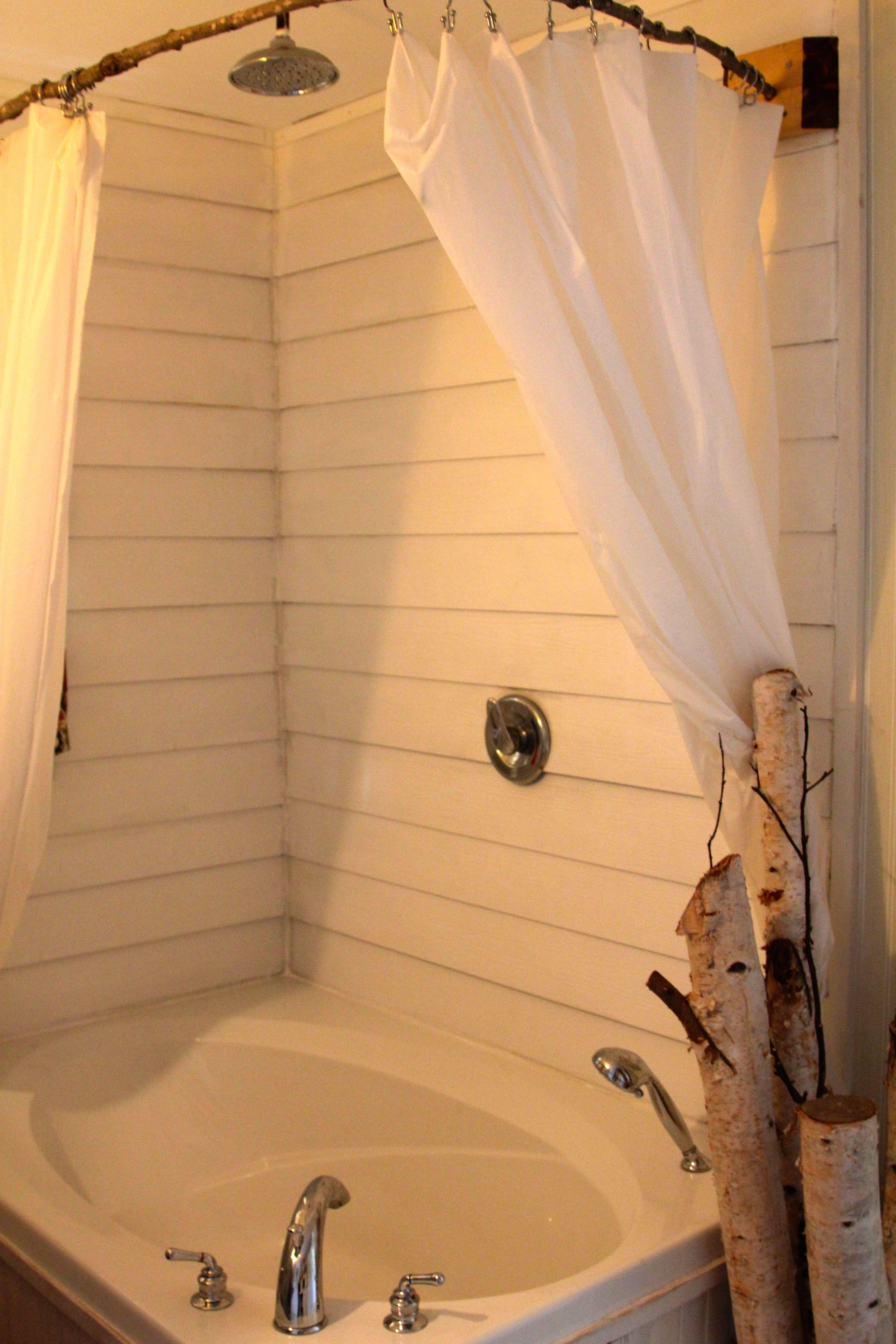 Using Hardi Plank Siding As Bath Surround Harvesting Sapling For regarding size 3456 X 5184