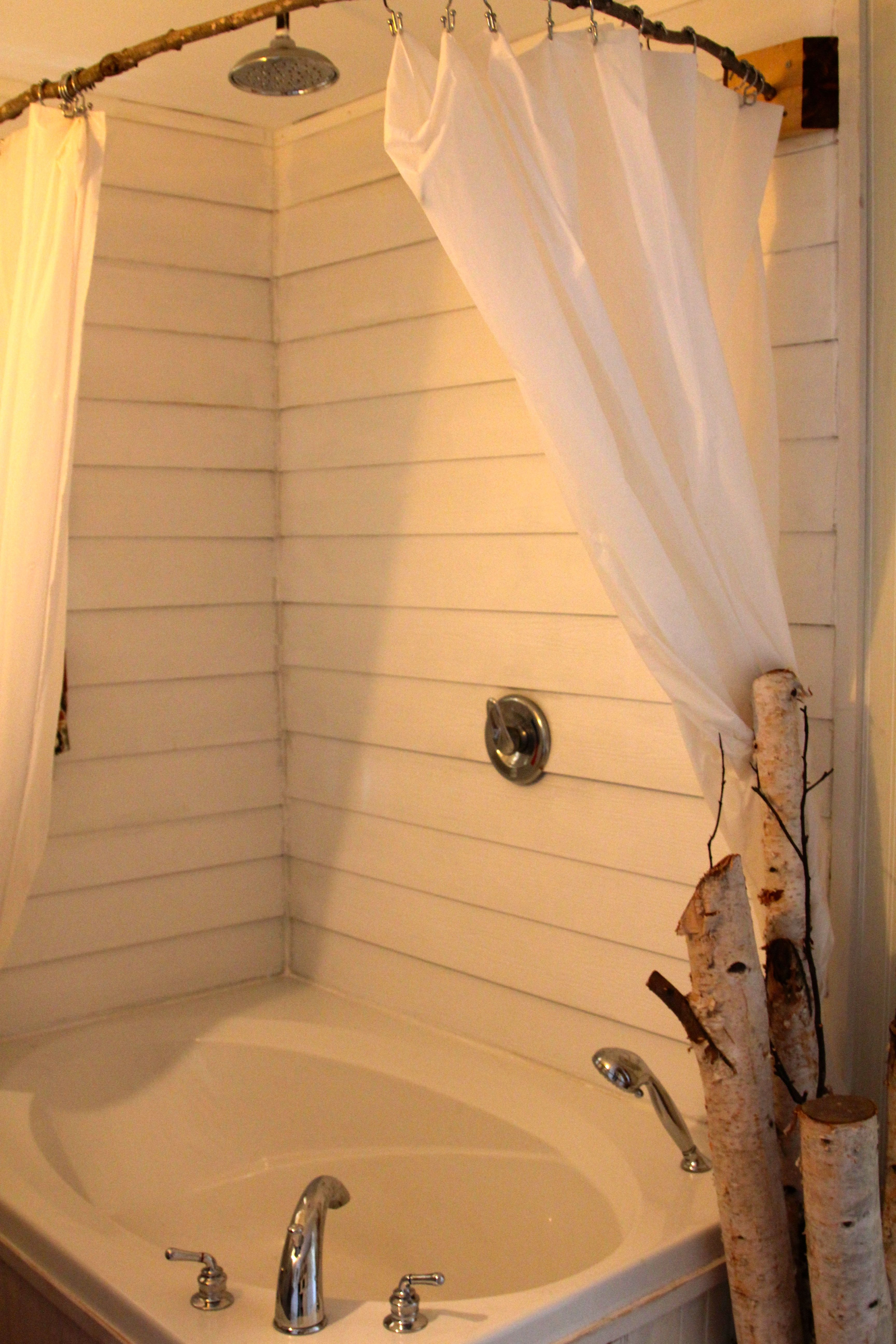 Using Hardi Plank Siding As Bath Surround Harvesting Sapling For within proportions 3456 X 5184