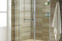 Vigo Pirouette 66 X 72 Pivot Frameless Shower Door Reviews Wayfair with size 1500 X 1500