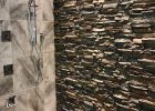 Waterproof Bathroom Wall Panels Design Wstone Brick Style intended for sizing 1200 X 1600