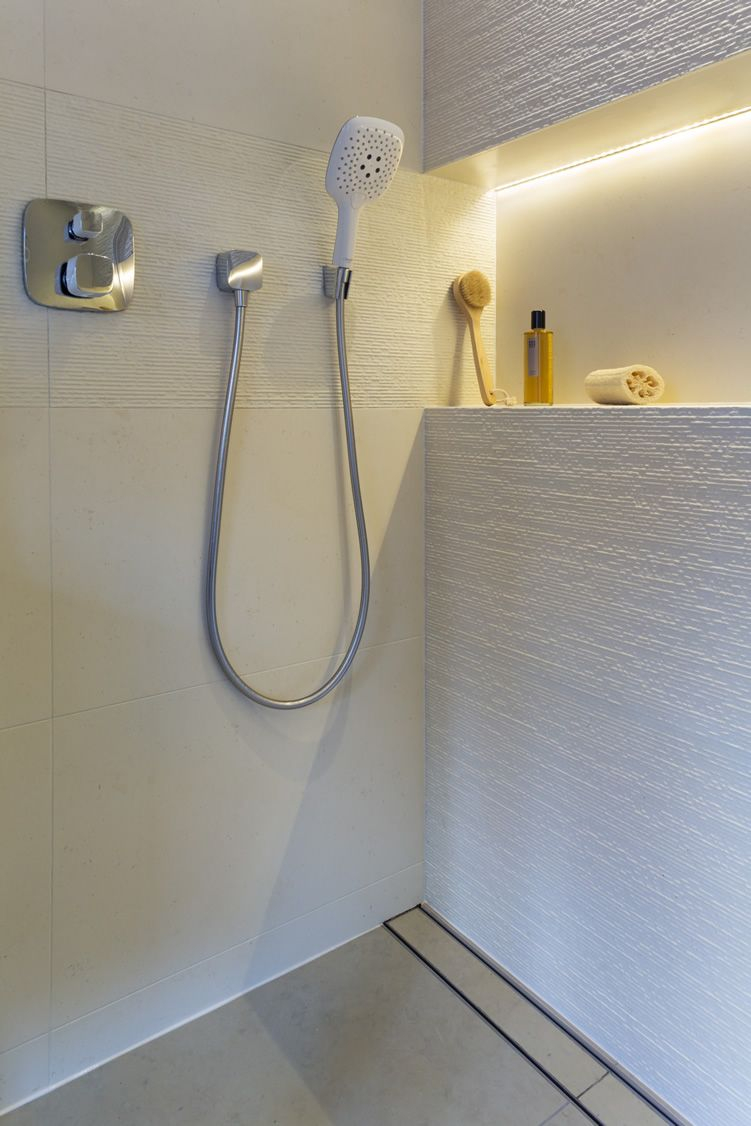 Waterproof Led Lights In Shower Google Search Bathroom Design pertaining to sizing 751 X 1126