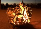 Western Fire Pit Ohton Industries within measurements 3024 X 4032