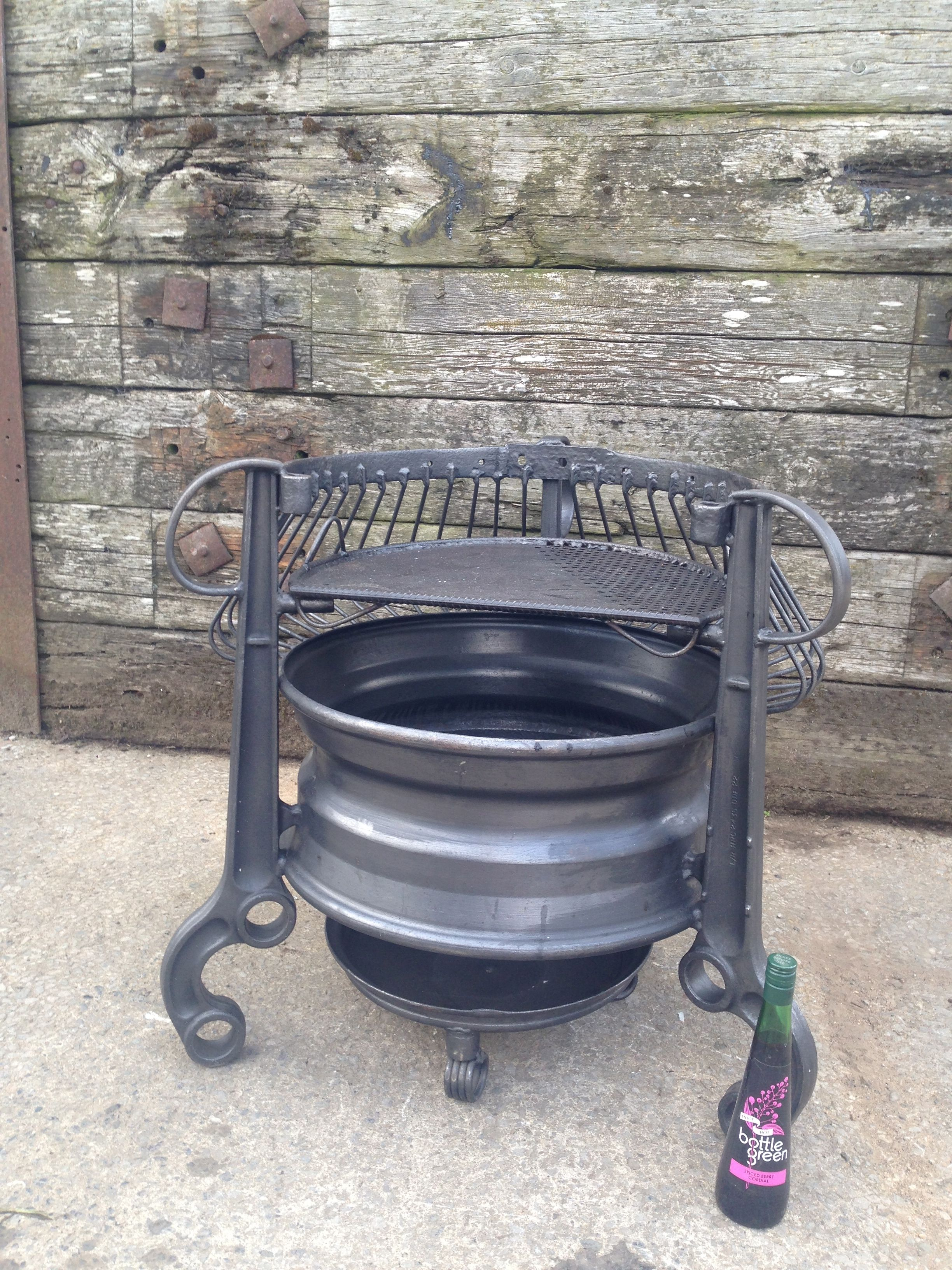 Wheel Fire Pit Ideas Diy Google Search Fire Pit Ideas inside size 2448 X 3264