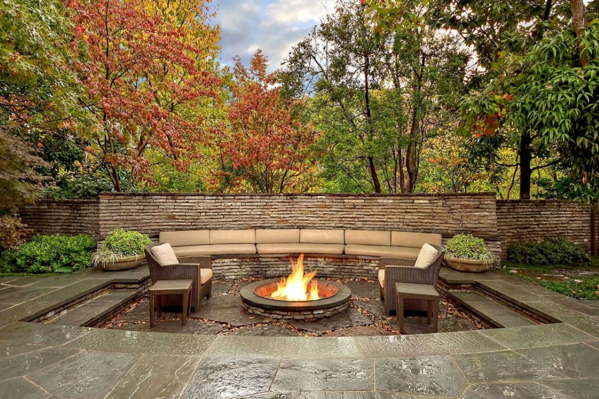 Wonderful Unique Fire Pit Ideas Kimberly Porch And Garden Unique for proportions 1200 X 800