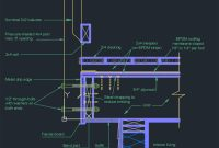 Wood Deck Detail Cad Files Dwg Files Plans And Details with measurements 4200 X 3600