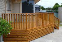 Wood Deck Underpinning Decks Ideas pertaining to sizing 2048 X 1541