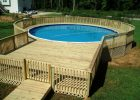 Wooden Decks Around Above Ground Pools Your Decking Ideas Pools with regard to proportions 2816 X 2112