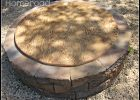 Wooden Fire Pit Cover Homeroad inside sizing 1600 X 1253